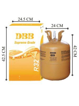 น้ำยาแอร์ DBB รุ่น R32