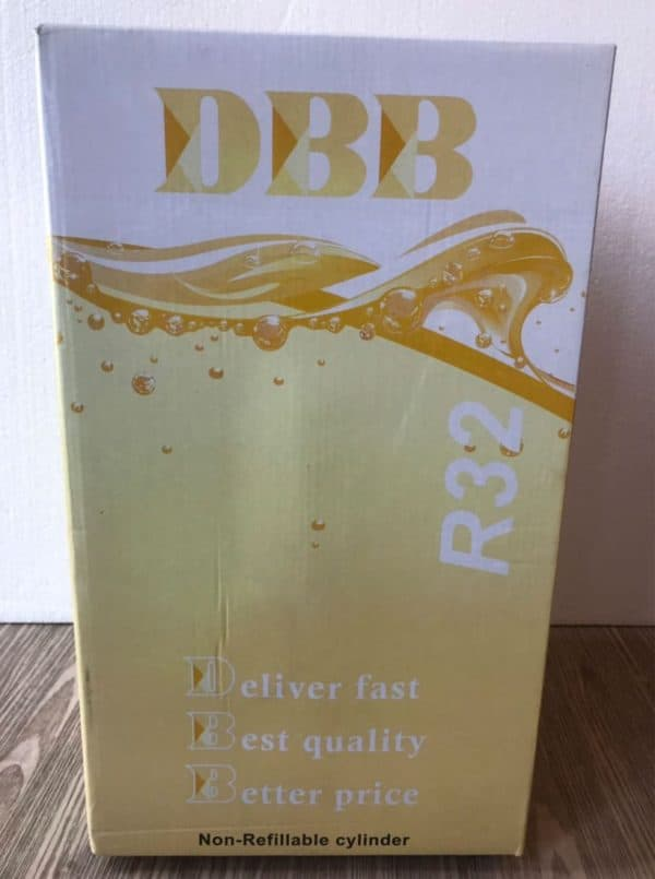 น้ำยาแอร์ DBB รุ่น R32 3kg