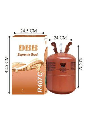 น้ำยาแอร์ DBB รุ่น R407C