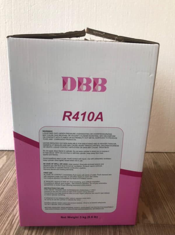 น้ำยาแอร์ DBB รุ่น R410A 3Kg