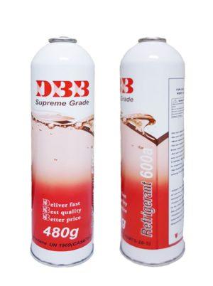 น้ำยาแอร์ DBB รุ่น R600a