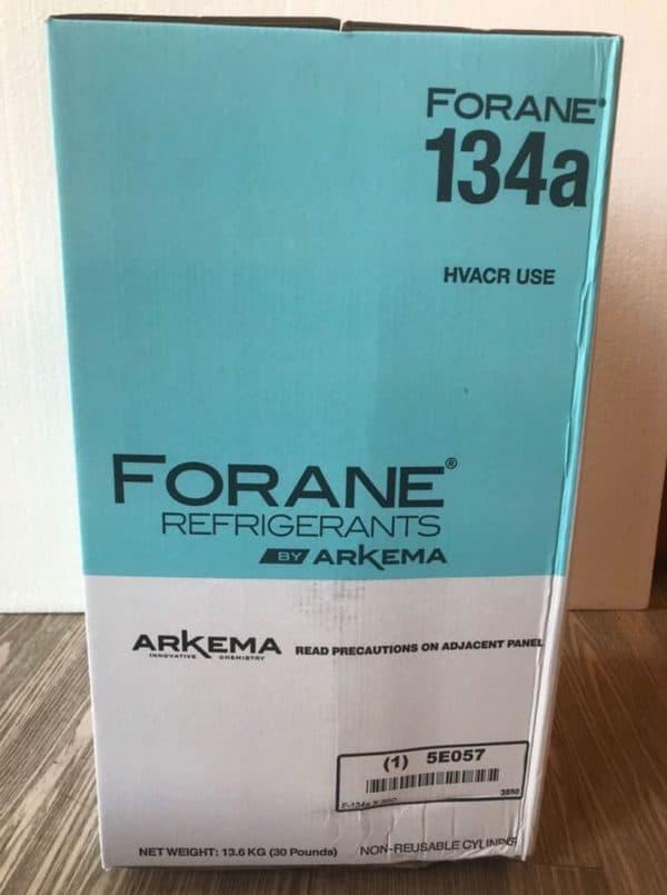 น้ำยาแอร์ FORANE รุ่น F134a