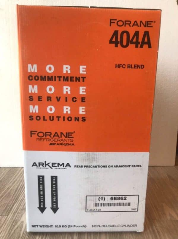 น้ำยาแอร์ FORANE รุ่น F404A