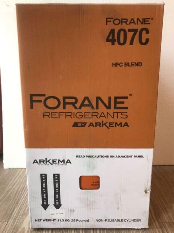 น้ำยาแอร์ FORANE รุ่น F407C