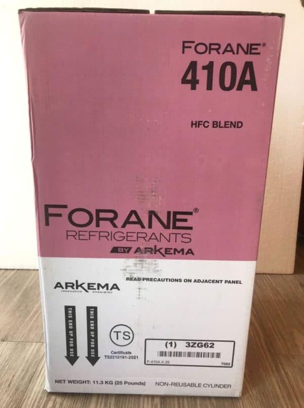 น้ำยาแอร์ FORANE รุ่น F410A